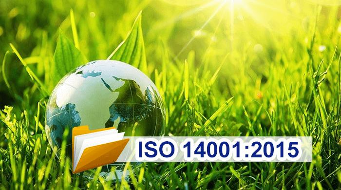 Tài liệu tiêu chuẩn ISO 14001:2015